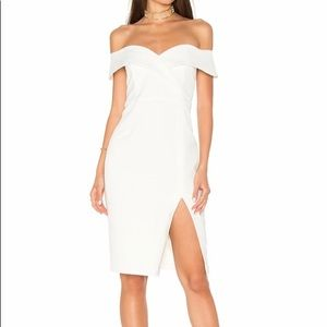 Bardot Bella dress in white - XS/4